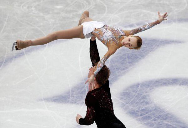 Юлия Антипова и Нодари Маисурадзе