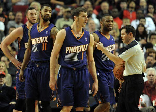 Баскетболисты Финикса