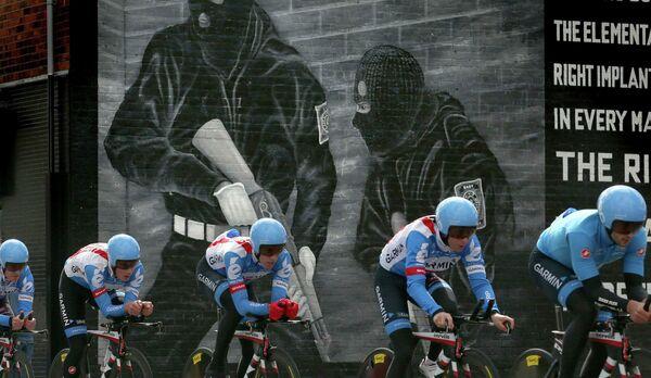 Велокоманда Garmin
