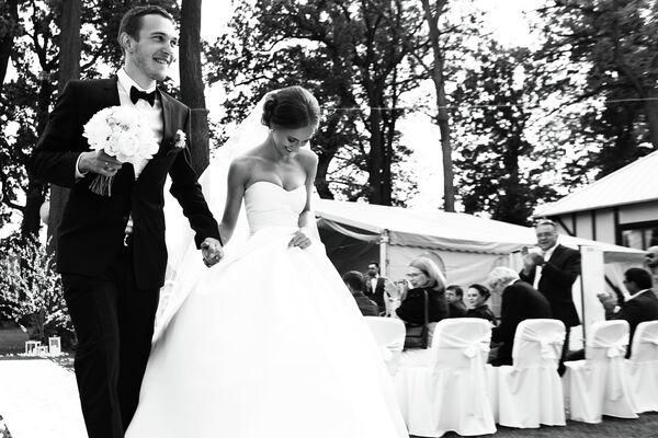 Свадьба Никиты и Марии Бурмистровых.