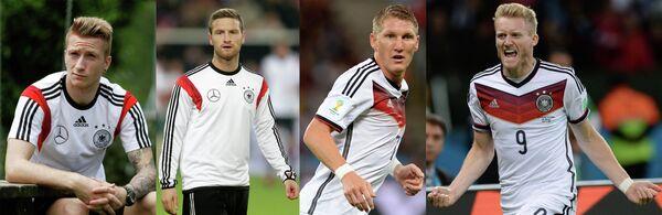 Сборная Германии по футболу.