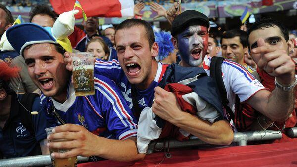 Футбол. ЕВРО - 2012. Матч сборных Швеции и Франции