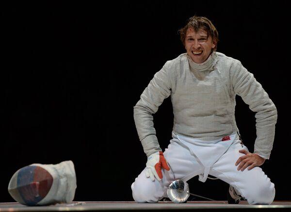 Российский спортсмен Николай Ковалев