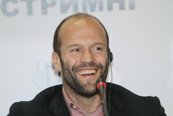 Актер Джейсон Стэтхэм