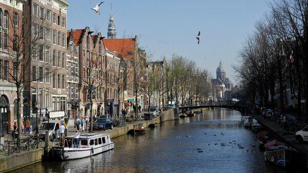 Зарубежные страны. Нидерланды. Амстердам