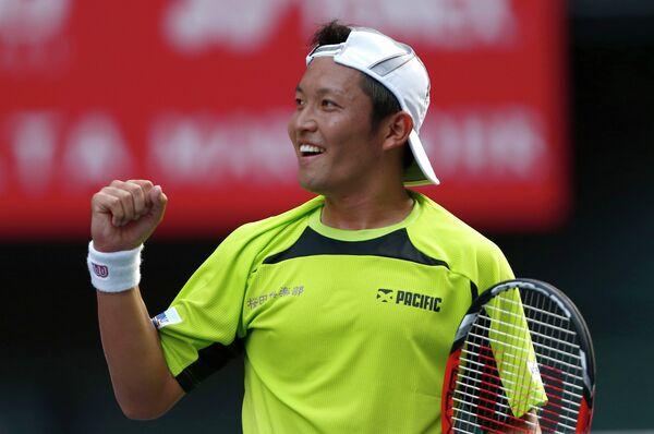 Японский теннисист Тацума Ито