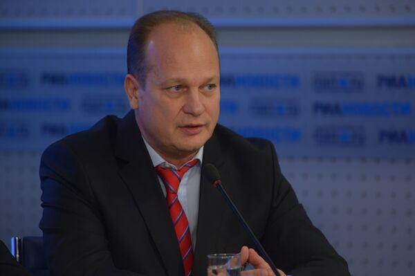 Александр Третьяк