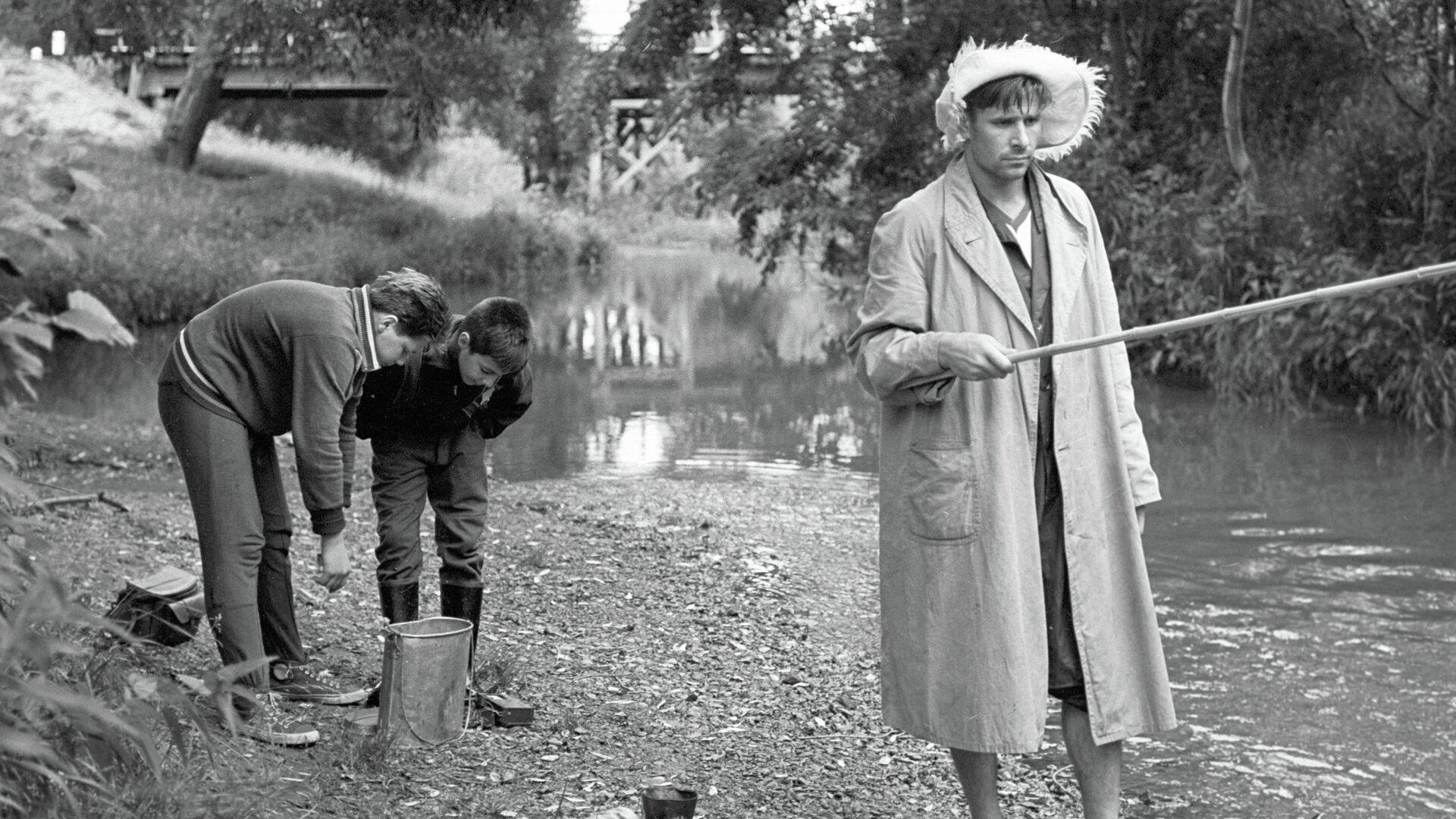 Лев Яшин (справа) - РИА Новости, 1920, 30.04.2020