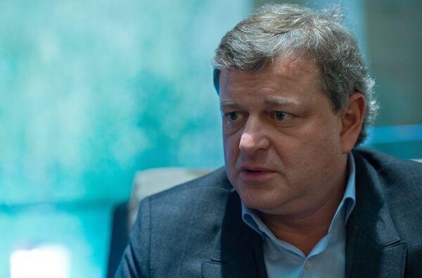 Президент промоутерской компании M1 Global Вадим Финкельштейн