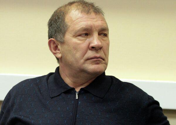 президент МФК Синара из Екатеринбурга Григорий Иванов.