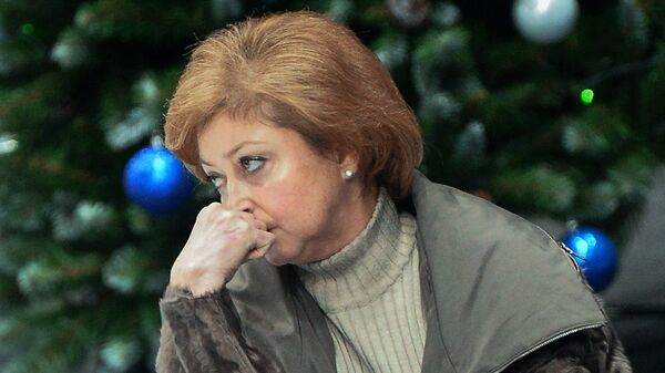 Елена Буянова