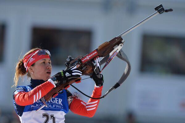 Дарья Виролайнен (Россия)
