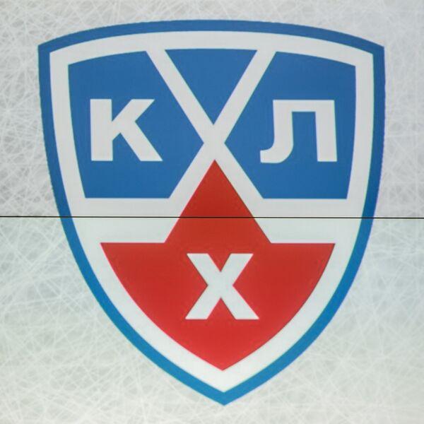 Изображение логотипа Континентальной хоккейной лиги