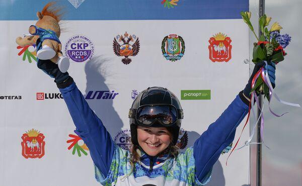 Анна Сурмилина (Россия)