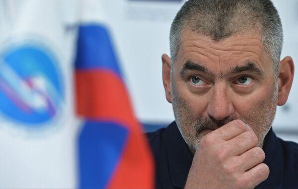 Главный тренер сборной России по горнолыжному спорту Урбан Планиншек