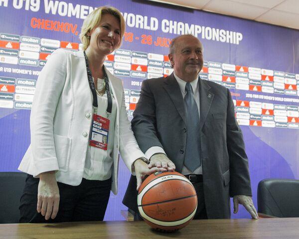 Юлия Аникеева и Орасио Мураторе
