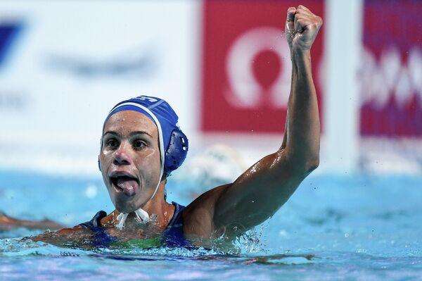 Ватерполистка сборной Италии Таня Ди Марио