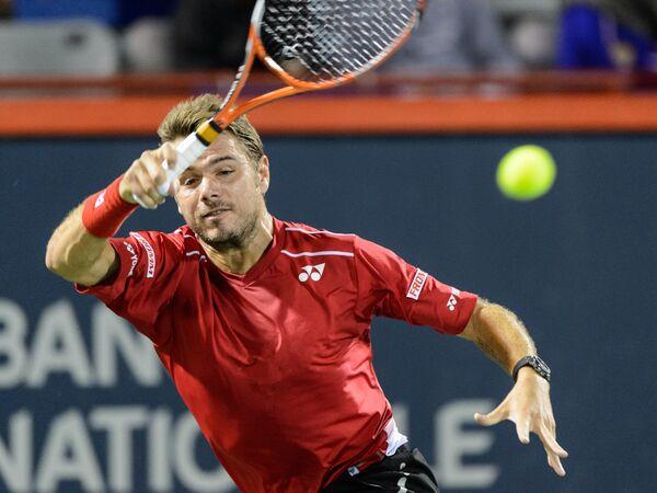Швейцарский теннисист Станислас Вавринка