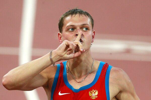 Денис Кудрявцев (Россия)