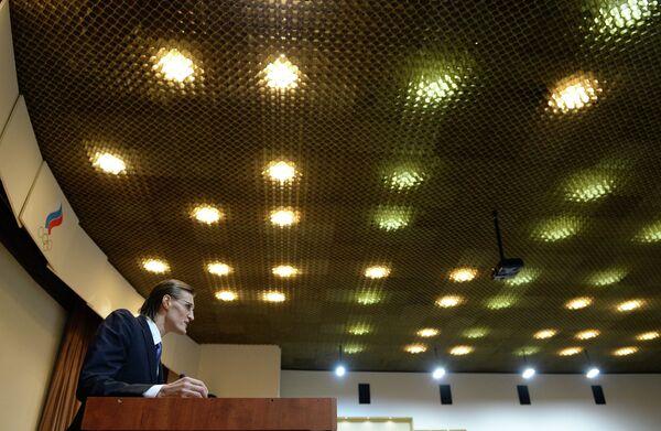 Кандидат на пост главы РФБ, баскетболист Андрей Кириленко