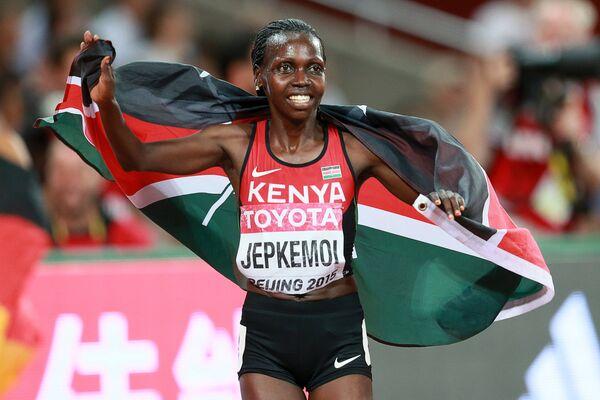 Хивин Кийенг Джепкемой (Кения)