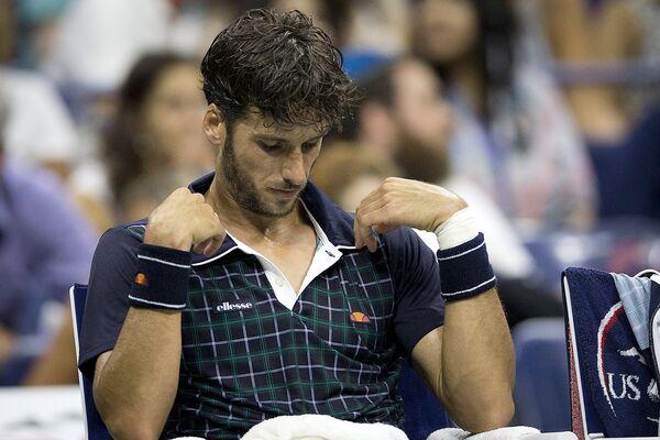 Испанский теннисист Фелисиано Лопес