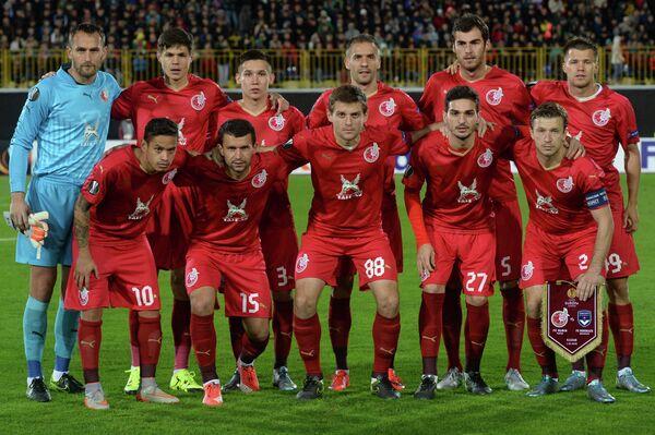 Футболисты Рубина
