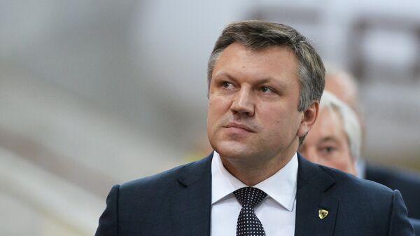 Главный тренер Сочи Вячеслав Буцаев