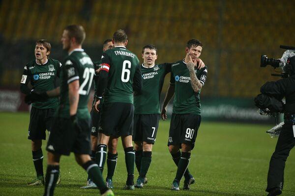 Игроки ФК Краснодар