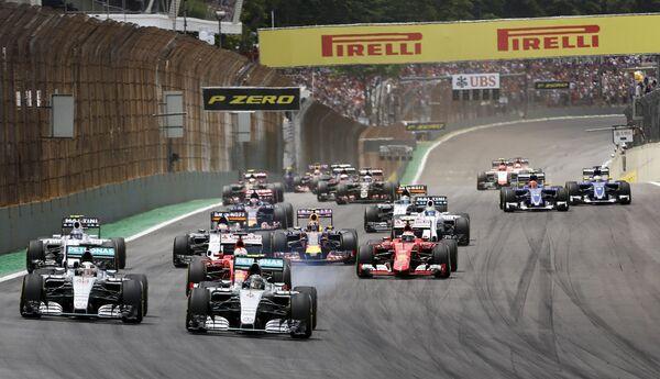 Этап Формулы-1 Гран-при Бразилии