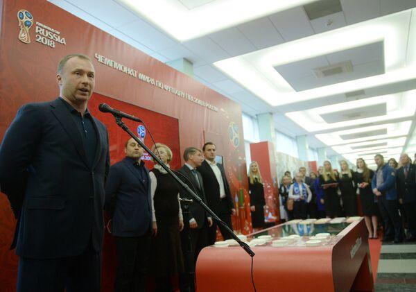 Заместитель председателя Государственной Думы ФС РФ Игорь Лебедев (на первом плане)
