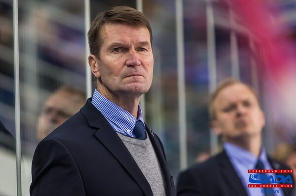 Главный тренер Йокерита Эркка Вестерлунд