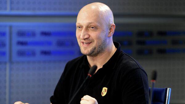 Актер Гоша Куценко