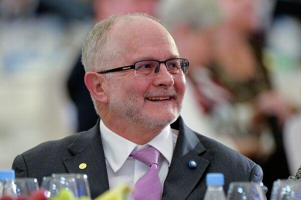 Президент Международного паралимпийского комитета Филип Крэйвен