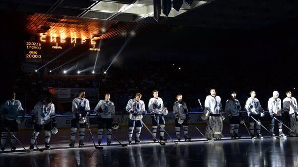 Хоккеисты Адмирала