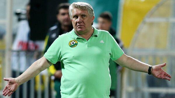 Главный тренер Кубани Сергей Ташуев