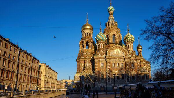 Собор Воскресения Христова в Санкт-Петербурге вошел в список самых красивых храмов мира