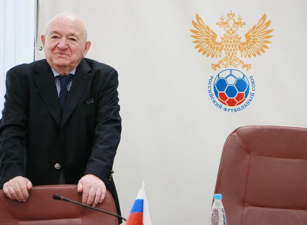 Первый вице-президент Российского футбольного союза Никита Симонян