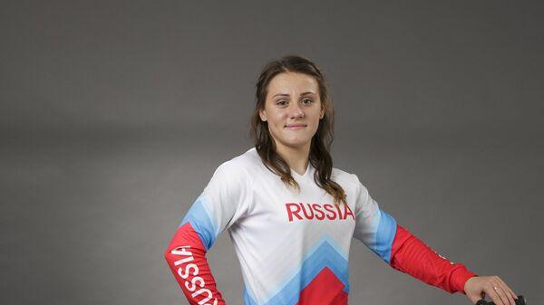 Член олимпийской сборной России по велоспорту в дисциплине BMX Ярослава Бондаренко