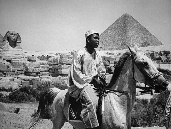 Мохаммед Али (архив, 1964 год)
