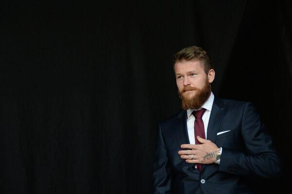 Полузащитник сборной Исландии Арон Эйнар Гуннарссон