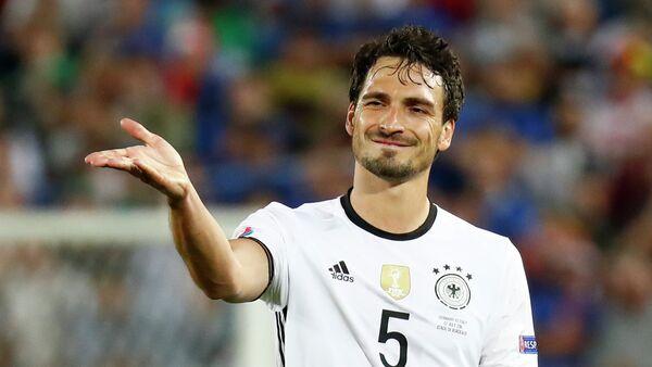 Защитник сборной Германии Матс Хуммельс